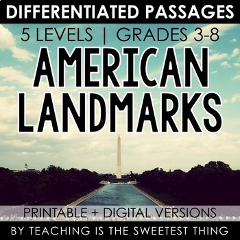 United States Landmarks: Passages