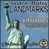 Photos Photographs United States US Landmarks, Monuments C