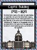 United States Landmarks Facts & Poster Set