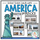 United States Landmarks Real Photos