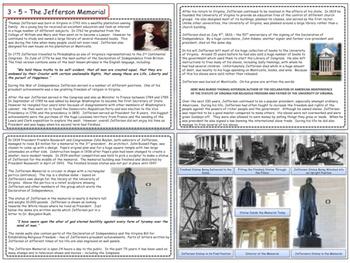 The Jefferson Memorial - Unit