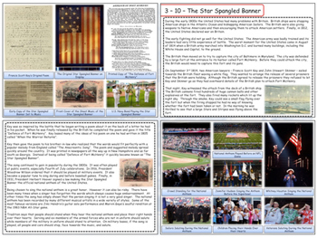 The Star Spangled Banner - Unit