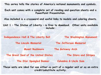 The Washington Monument - Unit