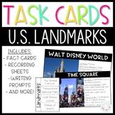United States Landmarks: Write the Room