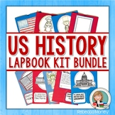 American History Lapbook Bundle