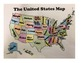 United States Map Bundle - Political and Physical Maps