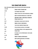 United States Map Activity and Worksheets