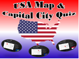 United States Map And Capital City Quiz