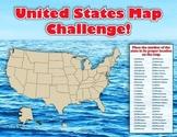 United States Map Challenge!