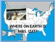 United States Map Review PowerPoint Template