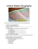 United States Mapping Activity