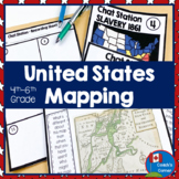 United States Mapping - Types of Maps Chat Stations