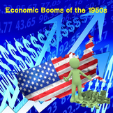 United States Middle School Economic Booms of the 1950s (Webquest)