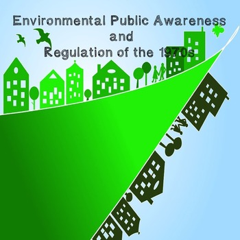United States Middle School: Environmental Public Awareness (Webquest)