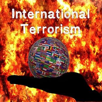 US History Middle School: International Terrorism