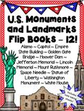 United States Monuments Flip Books - Money Saving Bundle