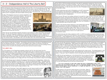 Independence Hall & the Liberty Bell - Complete Unit