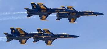 United States Navy Blue Angeles