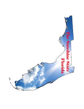 United States Nickname Maps
