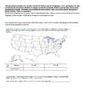 United States/North America Geography and History Puzzle P
