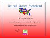 United States Order of Statehood
