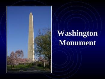 United States Patriotic Symbols power point presentation