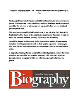 United States Postal Biography