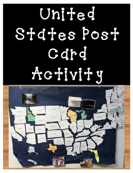United States Postcard Project