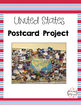 United States Postcard Writing Project