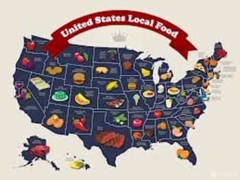 United States Potluck Lunches