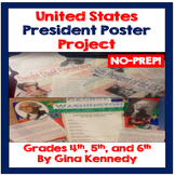 President Poster Project