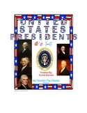 United States Presidents #1-5 including a game!