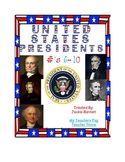 United States Presidents #6-10 including a game!