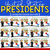 United States Presidents Adapted Book Bundle | US Presiden