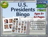U.S. Presidents Bingo Game Includes Donald Trump