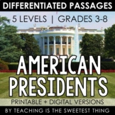 American Presidents: Passages