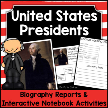 U.S. Presidents - Biography Research Project