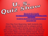 United States Quiz Show - Government, Flag, Constitution, American Symbols