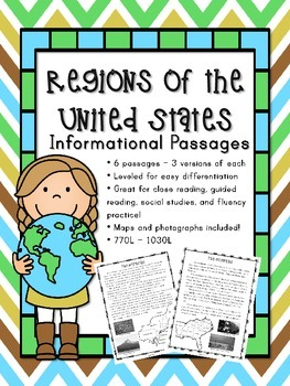 united states regions informational passages united states regions informational passages