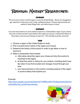 United States Regions PBL Market Economy Research