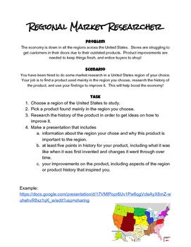 United States Regions PBL Market Economy Research