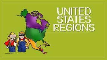 United States Regions Presentation