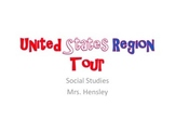 United States Regions Tour - PowerPoint