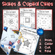 United States Regions, U.S. States and Capitals Cootie Catchers with Assessment
