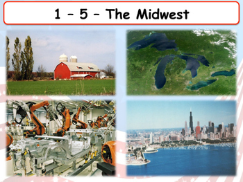 United States Regions - The Midwest