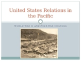United States Relationships in the Pacific