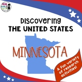 United States Research: Minnesota (Printable AND Digital Options!)