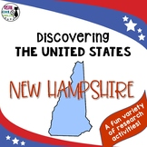 United States Research: New Hampshire (Printable AND Digital Options!)