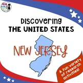 United States Research: New Jersey (Printable AND Digital Options!)