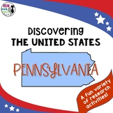 United States Research: Pennsylvania (Printable AND Digital Options!)